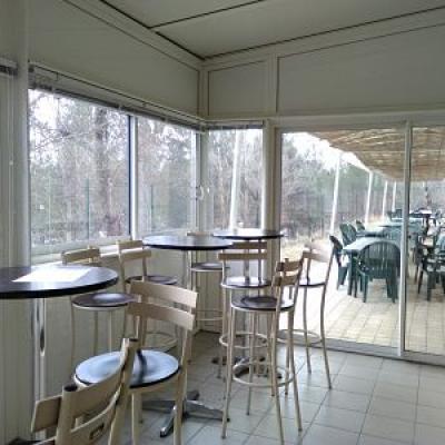 Salle de détente - Véranda
